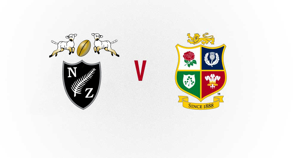 New Zealand Provincial Barbarians v The British & Irish Lions