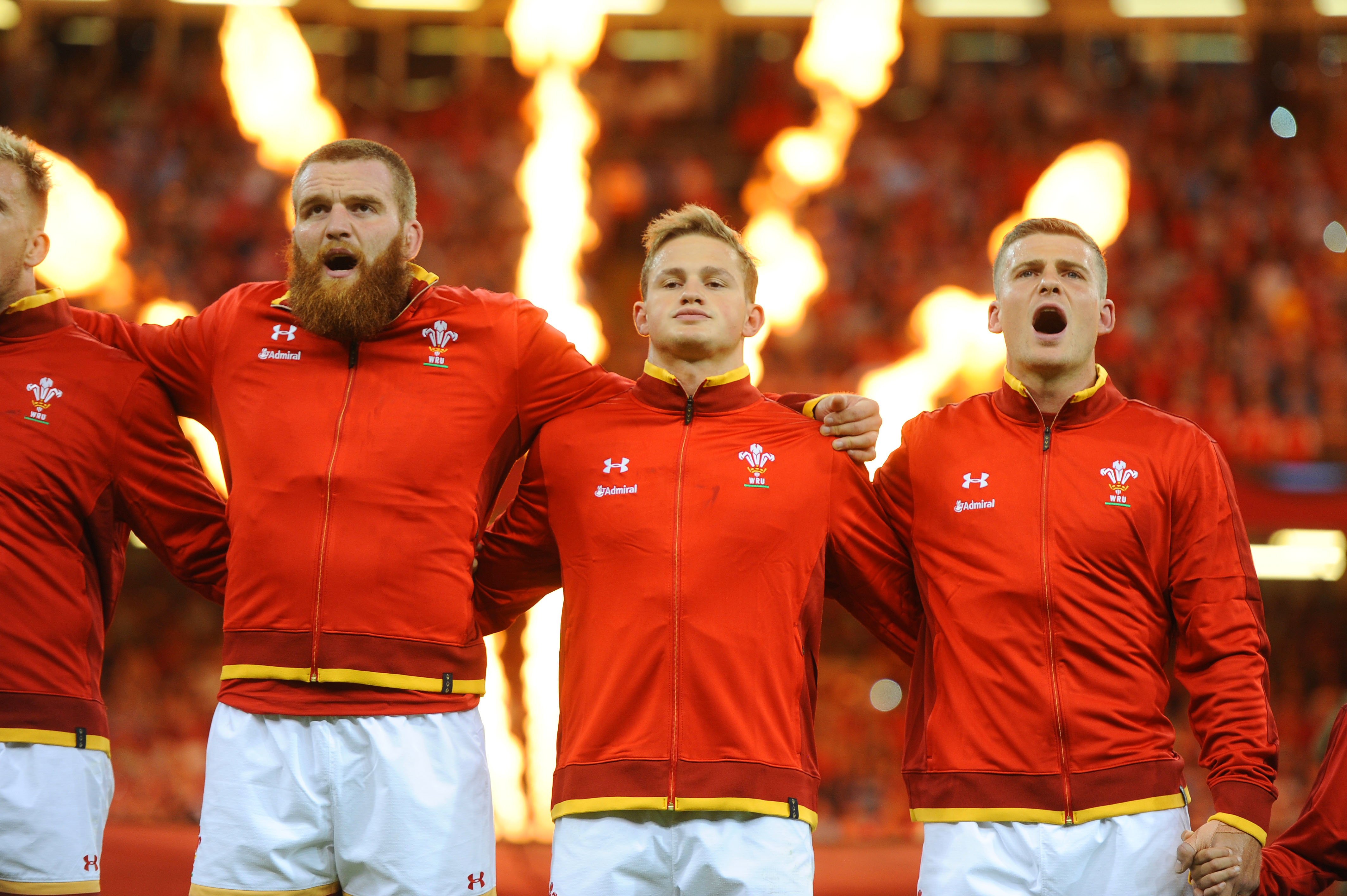 The Under Armour Series 2016: Wales v Australia
