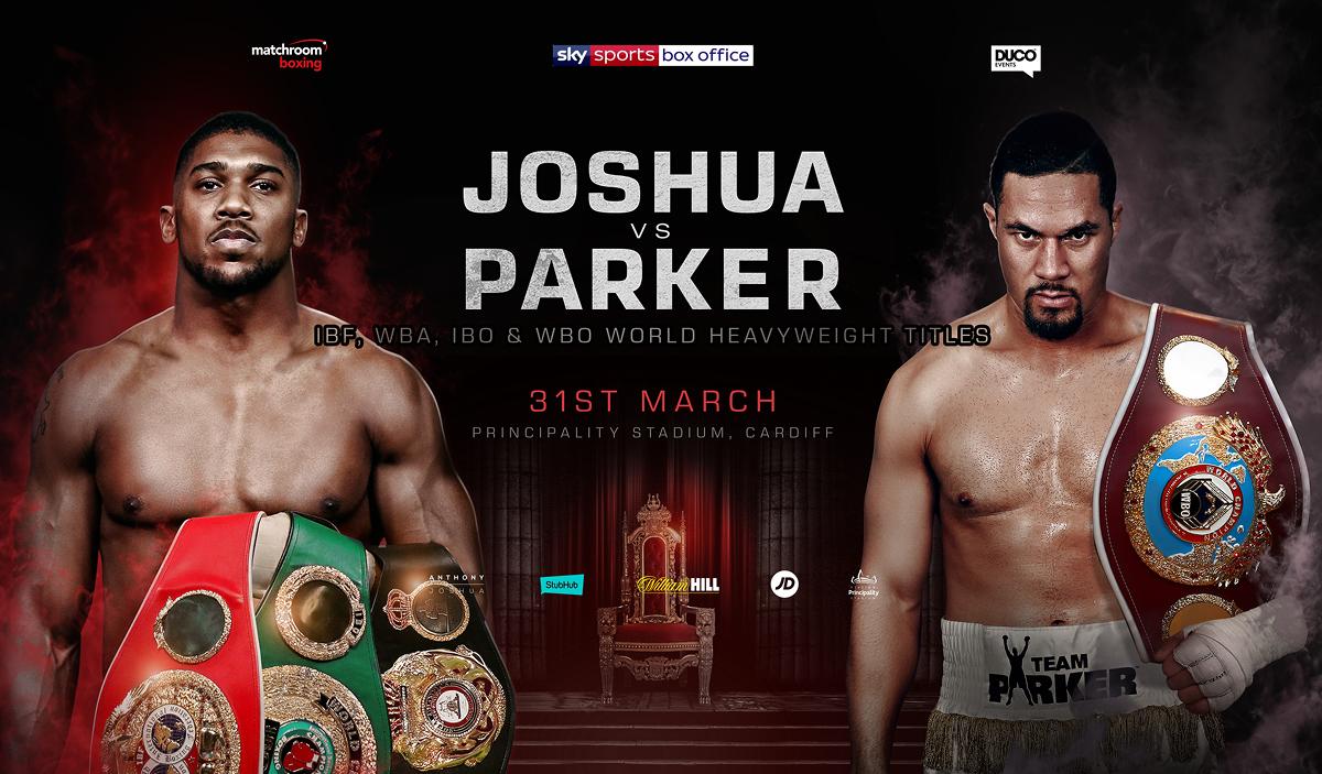 Joshua v Parker