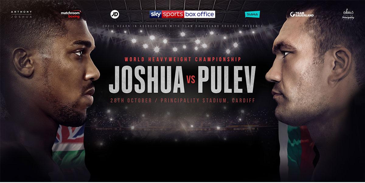 Joshua v Pulev