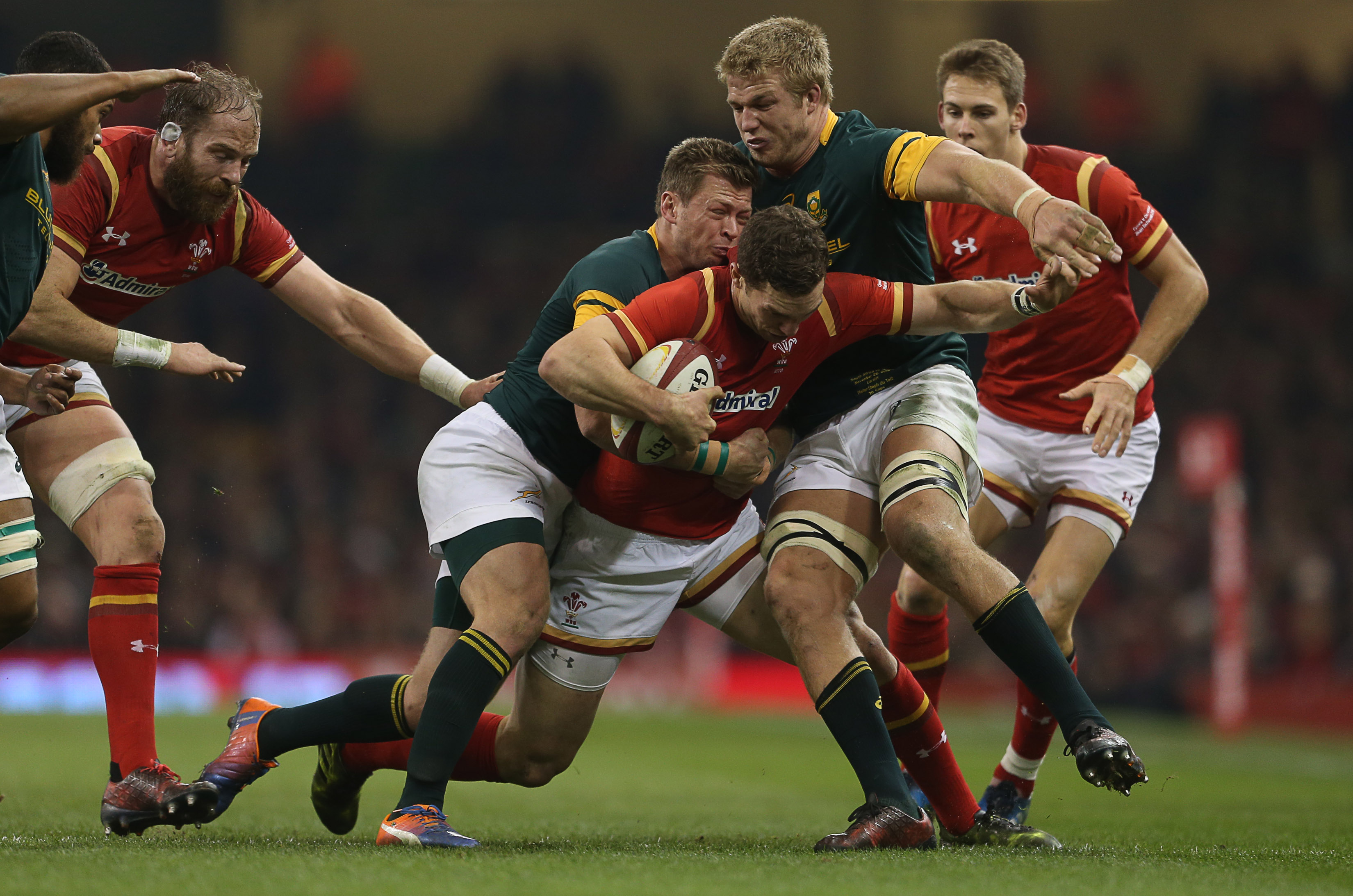 The Under Armour Series 2017: Wales v South Africa