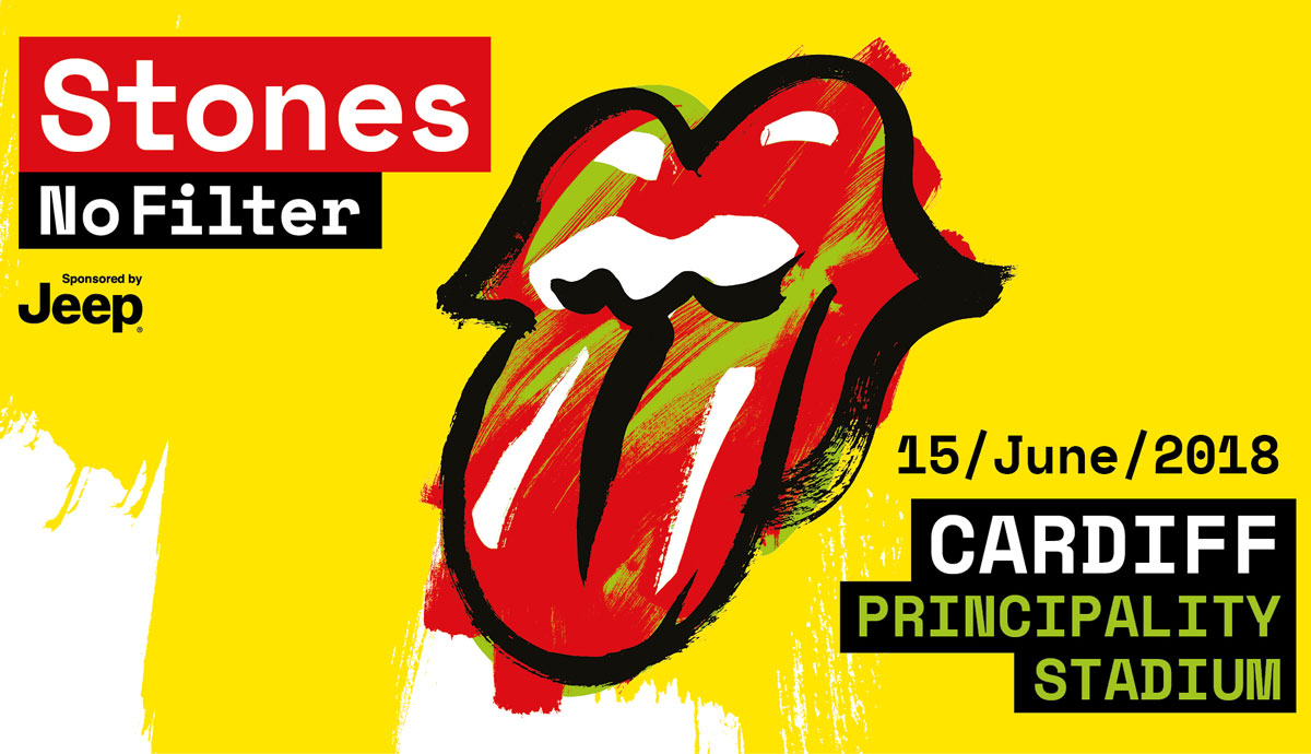 Rolling Stones - No Filter tour
