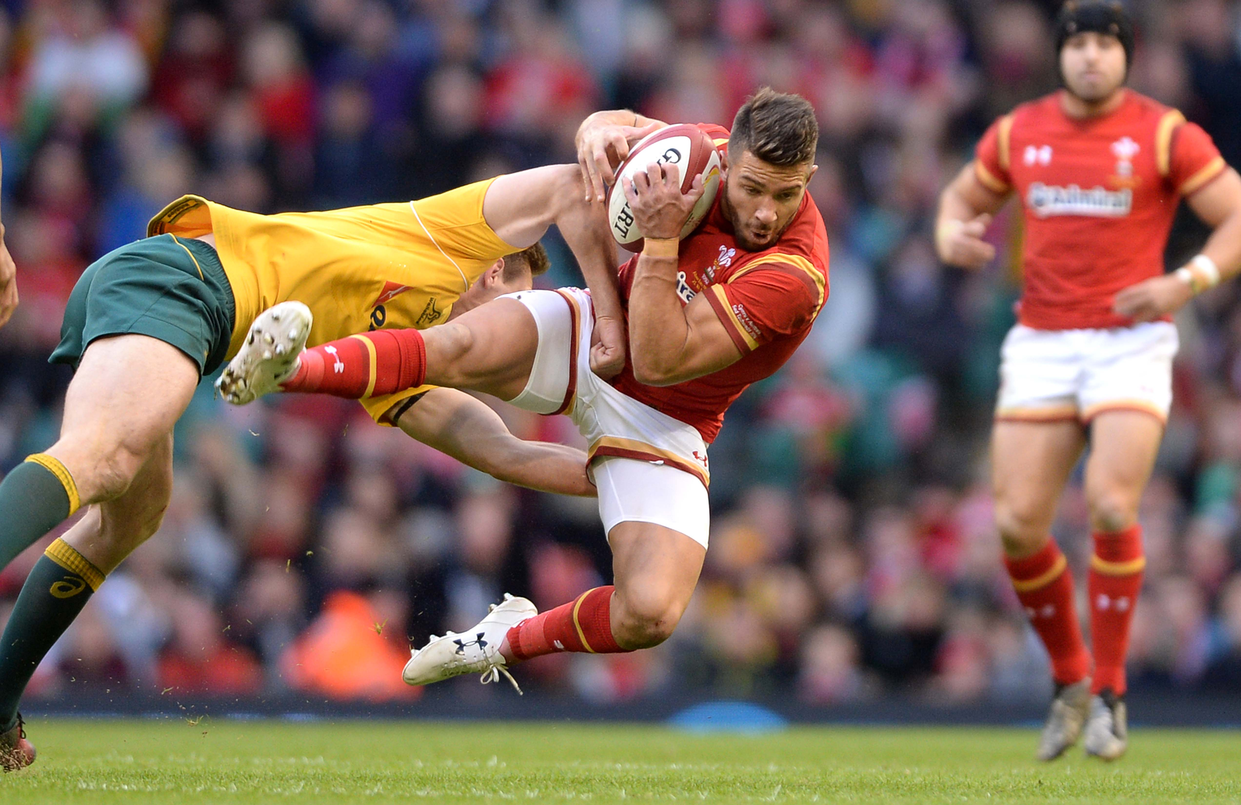 The Under Armour Series 2017: Wales v Australia